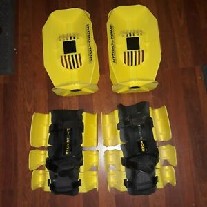 Hydro-Tone Aquatic Resistance Therapeutic Exercise Bells and Boots System 1 & 2
