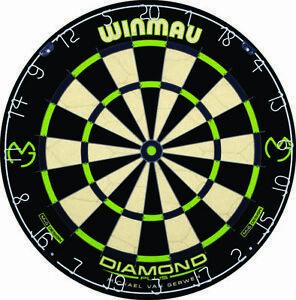 Winmau MVG Diamond Dartboard Professional edition Dart Board New