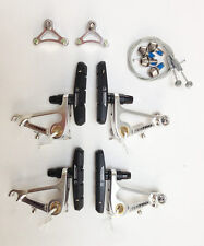 Tektro CR720 Cyclo Cross Bike Cantilever Brakes - Front & Rear - Silver