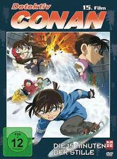Detektiv Conan - 15. Film: Die 15 Minuten der Stille [DVD] NEU