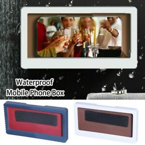 1 Pc Phone Holder Can Touch Screen Case For Screens Below 7 Inch Shower