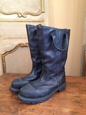 VTG Thorogood Lineman Motorcycle Engineering Fire Fighter Boots Mens 9.5