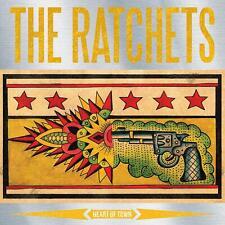 THE RATCHETS - HEART OF TOWN   VINYL LP NEU