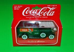 SOLIDO  COCA-COLA CADILLAC V16 1931 Advertising Car 1/43 Scale  Die-Cast