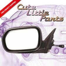 Driver Left Manual Non-Heat PTM Mirror for 1998 1999 00 01 02 HONDA ACCORD Sedan