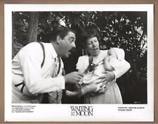 "Bruce McGill & Linda Hunt in ""Waiting for the Moon"" Vintage TV Movie Still"