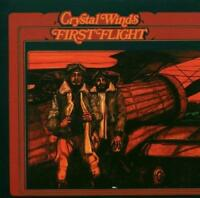 CRYSTAL WINDS First Flight NEW SEALED RARE CLASSIC FUNK SOUL R&B CD (ESCROW) 80s