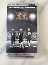 Friday Night Lights PSP Movie