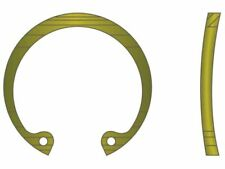 Rotor Clip Retaining Ring Bowed Internal Carbon Steel CDY (500 QTY) USA c snap