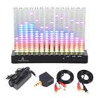Creative 14-segment Spectrum Analyzer Level Indicator Music LED Column