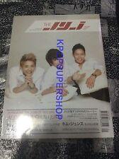 THE JYJ Story of 1000 Days Photobook DVD NEW Jaejoong Yuchun Junsu Japan Version