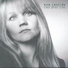 Eva Cassidy Time After Time CD NEW SEALED 2000 Woodstock/Ain't No Sunshine+