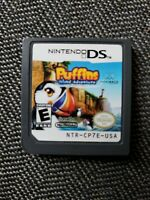 Puffins Island Adventure Nintendo DS 2009 (GAME ONLY, works)