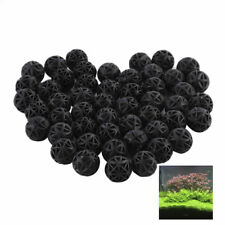 50 Pcs/lot 16/26mm Bio Balls Wet Reef Filter Media Aquarium Koi Fish Pond Dry