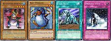 Crump Complete Deck - Bolt Penguin - Cold Wave - Penguin Soldier - 40 Cards