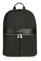 Zaino Spalding & Bros porta PC nero 30x40x8 cm donna 242120
