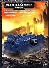 Warhammer 40K Space Marine Vindicator New/Sealed