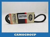 Belt Transmission Trapezoidal V-Belt BMW Serie 3 E30 Fiat Fiorino Uno 6259MC