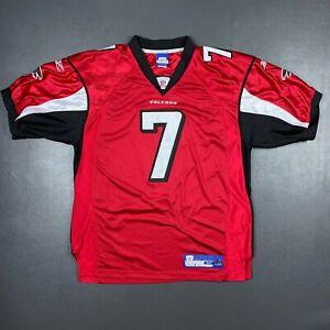100% Authentic Michael Vick Reebok Falcons Jersey Size 48 XL Mens