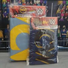 Classic WCW Mat & Skirt Set - Accessories for WWE Mattel Authentic Scale Ring