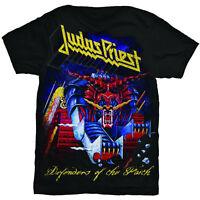Judas Priest Defenders of the Faith Rob Halford Licensed Tee T-Shirt Men
