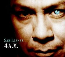 4 A.M. (The Way Home) [Digipak] by Sam Llanas (CD, Oct-2011, Inner Knot)