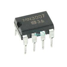 10PCS Panasonic MN3007 MN 3007 GUITAR DELAY EFFECTS PEDAL CHIPS IC DIP8 DIP-8 MF