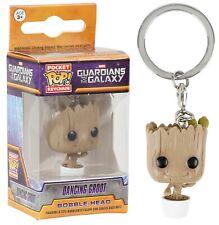 Marvel - Pop! Pocket - Porte-clé Baby Dancing Groot - Funko