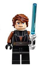 LEGO STAR WARS ANAKIN SKYWALKER  MINI FIGURE 7675 7391