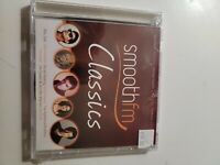 Smooth FM classics various artists 3 cd new (Elvis Whitney Bruno etc) rare oop