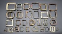Large collection of Medieval/Post Medieval buckles and strap junctions, UK finds