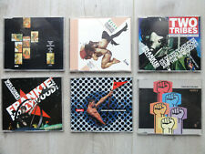 6x CD Frankie goes to Hollywood - Maxis (Relax, Two Tribes, Power of Love, Rage)