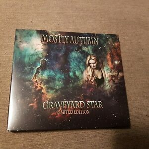 Mostly Autumn GRAVEYARD STAR Limited Edition CD