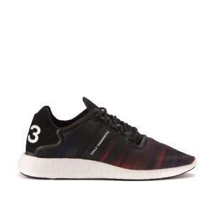 Adidas Y-3 Yohji Yamamoto Yohji Run BB4728 Boost Limited NMD Black Sneaker Rare