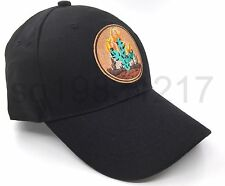 Travis Scott Rodeo Hat Cap Tour Merch Cactus Travi$ Strapback Black New