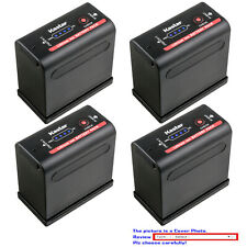 Kastar Replacement Battery Pack for Canon BP-975 BP-955 Professional Camcorder
