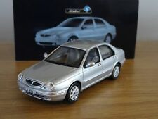 Nice  1/43 Lancia Lybra Silver Solido Tin Box Oulins France