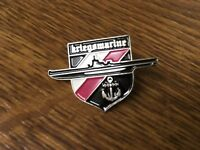 German  Navy Kriegsmarine Decoration Badge 1941 -1942 world  war  11