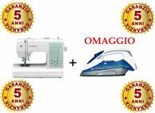 SHOPPING CUCITO MACCHINA PER CUCIRE SINGER SYMPHONIE 3 III 7563 + FERRO OMAGGIO
