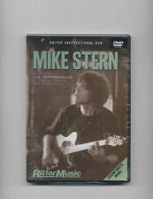 MIKE STERN - JAZZ MUSIC GUITAR  LESSON *NEW* DVD
