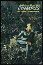 Miracleman Book 3 Olympus Trade Paperback TPB Eclipse Alan Moore Totleben Rare