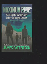 New listing James Patterson/Maximum Ride 3 Saving The World And Other Extreme Sports HC DJ