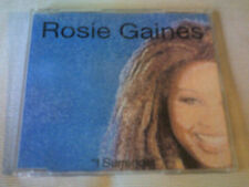 ROSIE GAINES - I SURRENDER - 6 MIX DANCE CD SINGLE