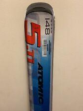 Atomic C Series 5 Skis ~ 148 Length Carbon Skis ~ Device 310 Bindings 108 70 98