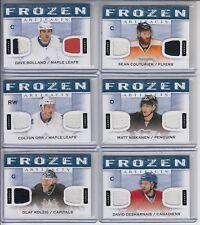 14/15 UD Artifacts Pittsburgh Penguins Matt Niskanen Frozen Artifacts GUJ #FA-MN