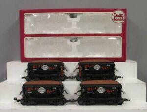 LGB 42040 G Scale WP&Y 4-Car Ore Set EX/Box