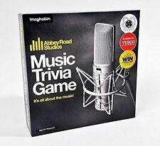 Imagination Abbey Road Studios Music Trivia Game Age 12