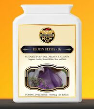Biotin Ultra B7  - One a Day - Supports Healthy, Beautiful Hair, Skin, and Nails