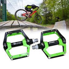 MTB Road Bike Flat Platform Pedal Sealed Bearings Aluminum Alloy Bicycle Pedals