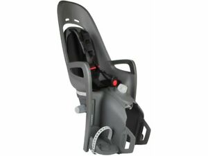 NEW - Hamax Zenith Relax Kids' Bicycle Seat w/ Rack Adapter - FREE INT SHIPPING